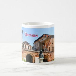 ブカレスト、ルーマニア コーヒーマグカップ
