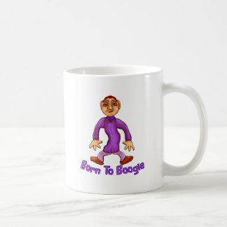 ブギウギに生まれて下さい コーヒーマグカップ