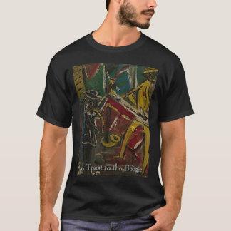 ブギウギへのトースト Tシャツ
