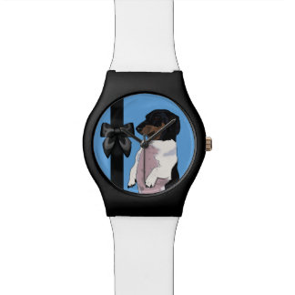 ブギウギダックスフントの腕時計 腕時計