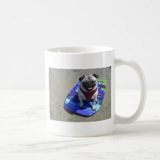 ブギウギ板Puggy コーヒーマグカップ