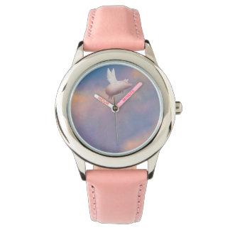 ブタが腕時計を飛ばす時 腕時計