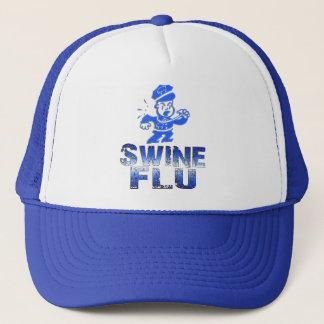 ブタのインフルエンザの帽子 キャップ