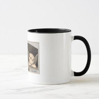 ブタの天使(フェアバンクス天使)のマグ マグカップ