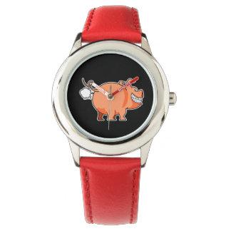 ブタの屁の腕時計 腕時計