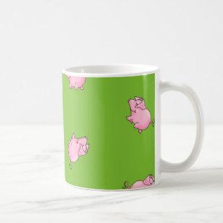 ブタレオン コーヒーマグカップ