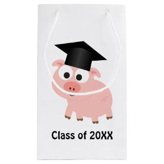ブタ大学院20XX スモールペーパーバッグ