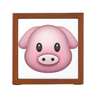 ブタ- Emoji ペンスタンド