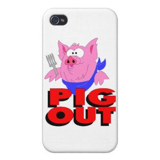 ブタ iPhone 4 CASE