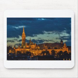 ブダペストの写真 マウスパッド
