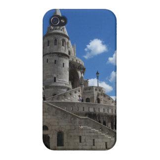 ブダペストの漁師の要塞のiPhone 5の場合 iPhone 4/4Sケース