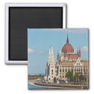 ブダペストの議会の建物 マグネット