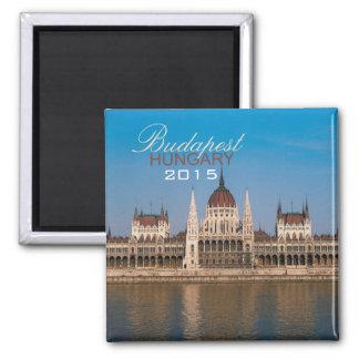 ブダペストハンガリーの記念品の磁石の変更年 マグネット