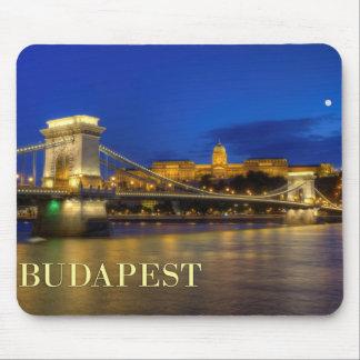 ブダペスト、ハンガリー マウスパッド