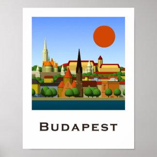 ブダペスト ポスター