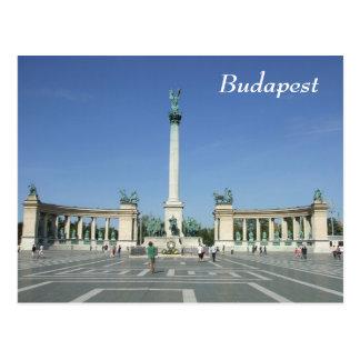ブダペスト ポストカード