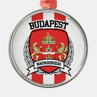 ブダペスト メタルオーナメント