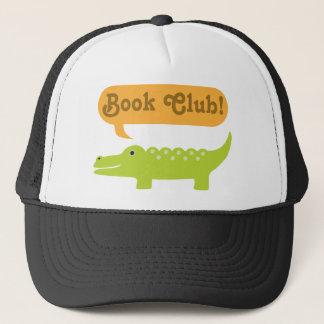 ブッククラブのギフトのアイディアのわに キャップ