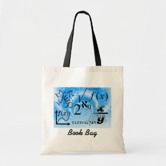 ブックバッグの幾何学 トートバッグ