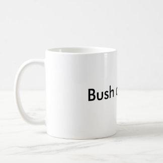 ブッシュは9/11をしました コーヒーマグカップ
