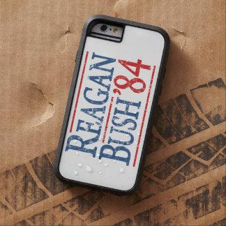 ブッシュレトロのレーガン84の選挙 TOUGH XTREME iPhone 6 ケース