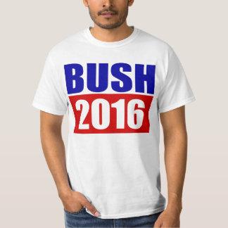 """""""ブッシュ2016年"""" Tシャツ"""