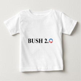 ブッシュ2.0 ベビーTシャツ