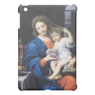 ブドウのヴァージン、1640-50年 iPad MINIカバー