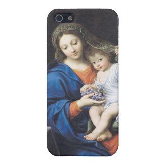 ブドウのヴァージン、1640-50年 iPhone 5 CASE
