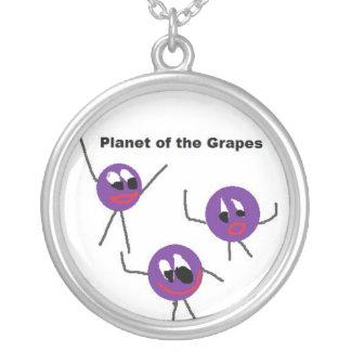 ブドウの惑星 オリジナルネックレス