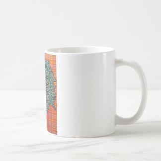 ブドウの葉 コーヒーマグカップ