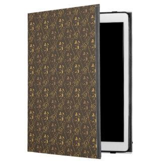 """ブドウのdécor iPad pro 12.9"""" ケース"""