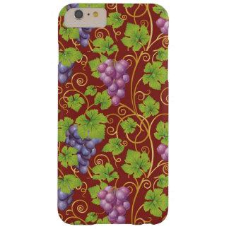 ブドウパターン BARELY THERE iPhone 6 PLUS ケース