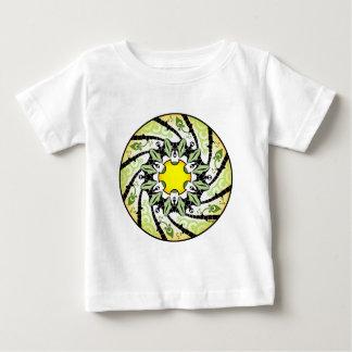 ブドウ園 ベビーTシャツ