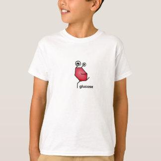 ブドウ糖のワイシャツ Tシャツ
