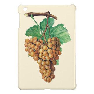 """ブドウ""""terret blanc""""の-色= buttercream iPad miniカバー"""