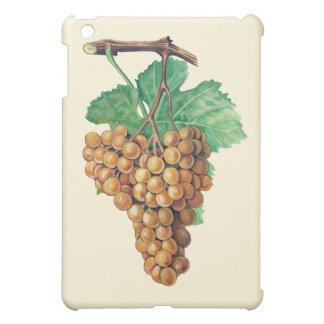 """ブドウ""""terret blanc""""の、色: buttercream iPad miniケース"""