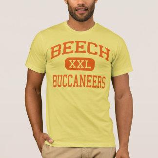 ブナ-バッカニアーズ-高Hendersonville Tシャツ