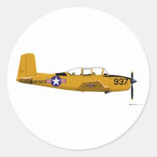 ブナT-34の顧問 ラウンドシール