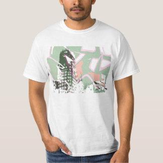 ブライアント公園Graffffffffffittttttttti Tシャツ
