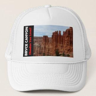 ブライスの国立公園の帽子-愛Hoodooか。 キャップ