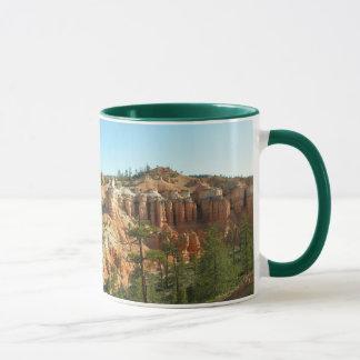 ブライス渓谷のマグ マグカップ