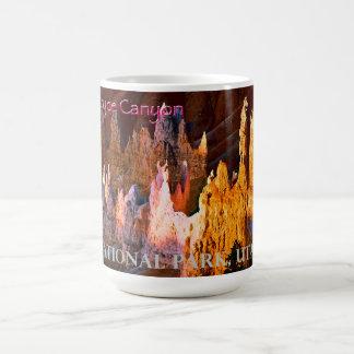 ブライス渓谷のヴィンテージのスタイル コーヒーマグカップ