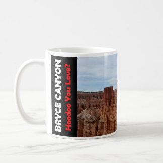 ブライス渓谷の国立公園のコーヒー・マグ コーヒーマグカップ