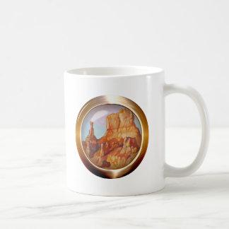 ブライス渓谷の国立公園 コーヒーマグカップ