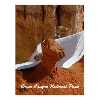 ブライス渓谷の国立公園 ポストカード