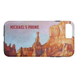 ブライス渓谷の国立公園 iPhone 8 PLUS/7 PLUSケース