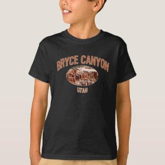 ブライス渓谷の国立公園 Tシャツ
