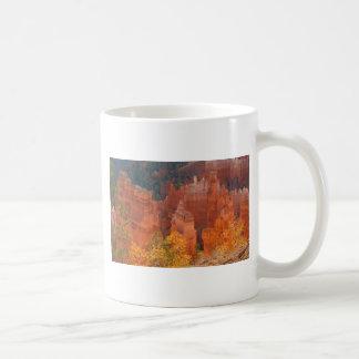 ブライス渓谷ユタ コーヒーマグカップ