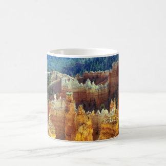 ブライス渓谷 コーヒーマグカップ